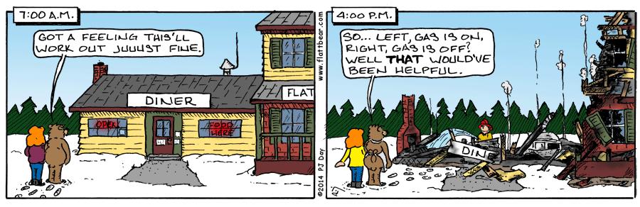 Dinner Bell, Fire Bell