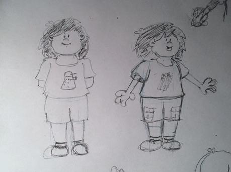 Amelia-Sketch